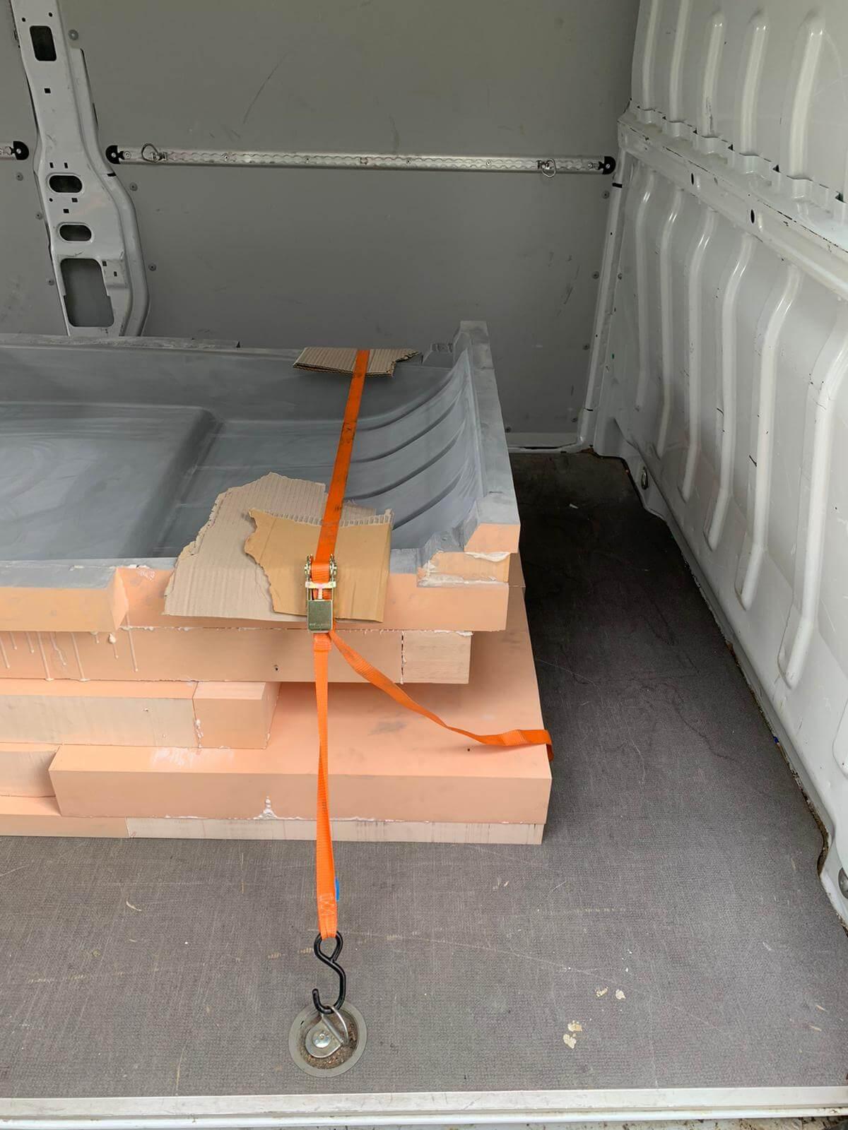 ASPHALTKIND-Werkzeug-Prototyp