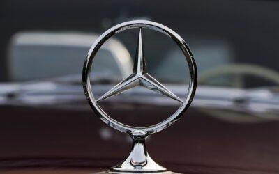 Dachbox für die neue S-Klasse von Mercedes